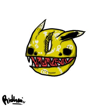 Yellow Monster by ridhani55
