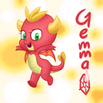 MLP: Gemma by SkyCrescent