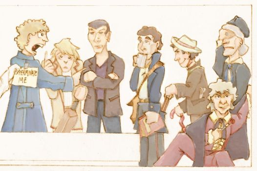 Half the Doctor banner by Natala00