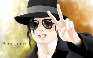 Michael Jackson by LysorgKillian