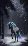 Frozen to the Heart by Lunameyza