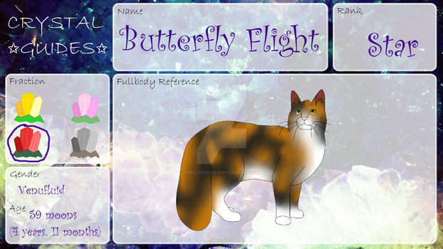 Butterfly Flight by MelloRoxas13
