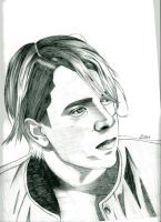 Tom Odell by PoffinLetus