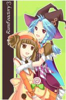 Rune Factory 3 - Friends (2) by Yumizya