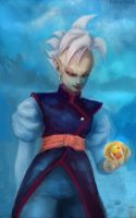 Kaio Shin by towarlock