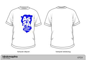 T-shirt For ASAS 3 by Idrskmaptra
