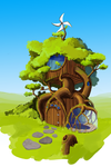 The Treehouse by Zanaffar