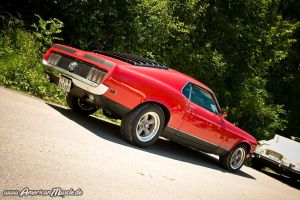 1970 Mach 1 by AmericanMuscle