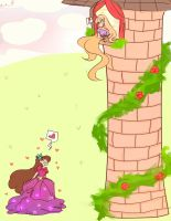 Hi! My Name is Mabel Wanna Get Married!? by arrival-layne