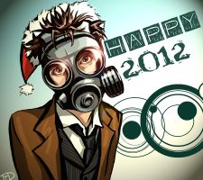 Tenth Doctor 2012 by Tote-Dietrich