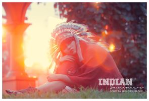Indian Summer by sellypatriciaaror