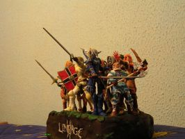 Experimento Lineage II clan -3 by Siege-Lightforce