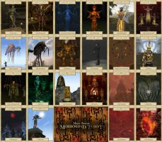 MW Tarot: Major Arcana full by Alvirdimus