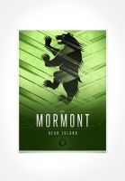 House Mormont Sigil III (house seat) by P3RF3KT