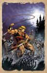 Castlevania Simon Belmont Colors by RobertAtkins