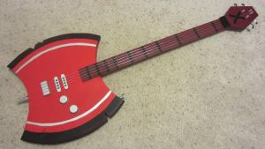 Marceline's Bass Guitar v2 by Soynuts