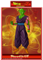 Piccolo V5 by CHangopepe