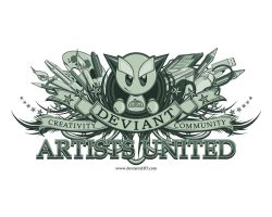 Artists United Wallpaper White by reyjdesigns