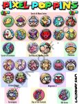 Pixel Pop Buttons-page 2 by Galindorf