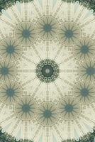 Temple Towers Kaleidoscope by CarlosAE