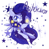 .:Asteria:. by Ipun