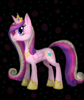 [MLP] - Princess Cadence by Sinihi