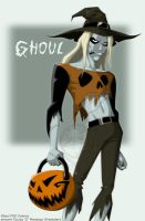 Ghoul is Teh Awsum by Freakzter