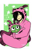 Rogue and Frosch by ToNDWOo
