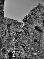 Ruined Castle by Fabiuss