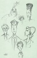 Arthur Sketches by bluespottedfrog