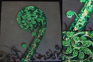 Koru by cakecrumbs