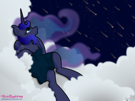 Night is Mine to Rule by pinksaphires