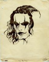 the crow by shytype001