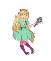 Star vs The Forces of Evil by black-cat-lover-mew