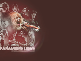 Paramore love. by Spenne
