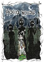 Hollowoods Cover Thingy by InkyShade