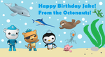 Happy Birthday Jake! From the Octonauts! by Cmanuel1