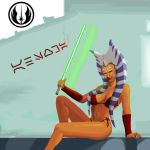 Ahsoka by LemonxChanh