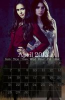 TVD April 2013 by angiezinha