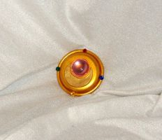 Sailor Moon 1st season broach by MayuriMoon