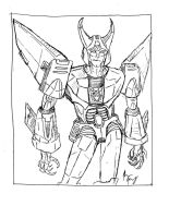 Cyclonus by E-Dowely