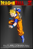 Dragon Ball Z-Future Gohan SSJ by DBCProject