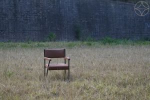 Lonely Chair by Orstrix