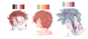 Color Palette by DonitKitt