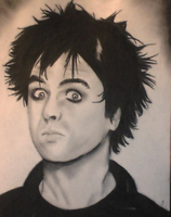 Billie Joe Armstrong Portrait by JamesChaoticDrowned