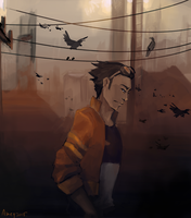 [ Generator Rex ] - Blackbirds by Ame-y