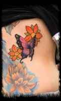 butterfly side 2 by BMXNINJA
