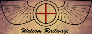 Walcom Railways Logo by CharlieChan69