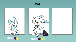 Pez Evolution Reference by princess-Aigis