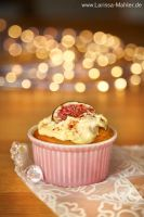 Feigen Cupcake by Lily-of-the-Vallley